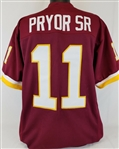 Terrelle Pryor Sr. Washington Redskins Custom Home Jersey Mens XL
