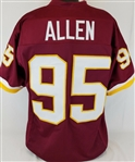 Jonathan Allen Washington Redskins Custom Home Jersey Mens XL