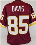 Vernon Davis Washington Redskins Custom Home Jersey Mens XL