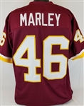 Nico Marley Washington Redskins Custom Home Jersey Mens XL