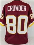 Jamison Crowder Washington Redskins Custom Home Jersey Mens XL