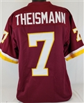 Joe Theismann Washington Redskins Custom Home Jersey Mens XL