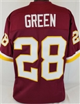 Darrell Green Washington Redskins Custom Home Jersey Mens XL