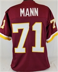 Charles Mann Washington Redskins Custom Home Jersey Mens XL