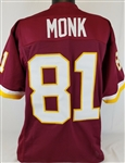 Art Monk Washington Redskins Custom Home Jersey Mens XL