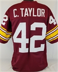 Charley Taylor Washington Redskins Custom Home Jersey Mens XL
