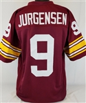Sonny Jurgensen Washington Redskins Custom Home Jersey Mens XL