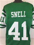 Matt Snell New york Jets Custom Home Jersey Mens XL