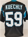 Luke Kuechly Carolina Panthers Custom Home Jersey Mens XL