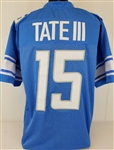 Golden Tate Detroit Lions Custom Home Jersey Mens Large