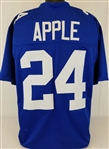 Eli Apple New York Giants Custom Home Jersey Mens 2XL