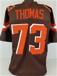 Joe Thomas Cleveland Browns Custom Home Jersey Mens XL
