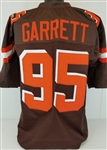 Myles Garrett Cleveland Browns Custom Home Jersey Mens XL
