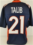 Aqib Talib Denver Broncos Custom Alternate Jersey Mens XL