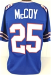 LeSean McCoy Buffalo Bills Custom Home Jersey Mens XL
