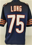 Kyle Long Chicago Bears Custom Home Jersey Mens 2XL