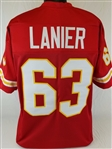 Willie Lanier Kansas City Chiefs Custom Home Jersey Mens XL