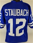 Roger Staubach Dallas Cowboys Custom Away Jersey Mens Large