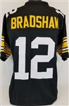 Terry Bradshaw Pittsburgh Steelers Custom Home Jersey Mens XL