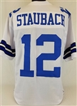 Roger Staubach Dallas Cowboys Custom Home Jersey Mens Large