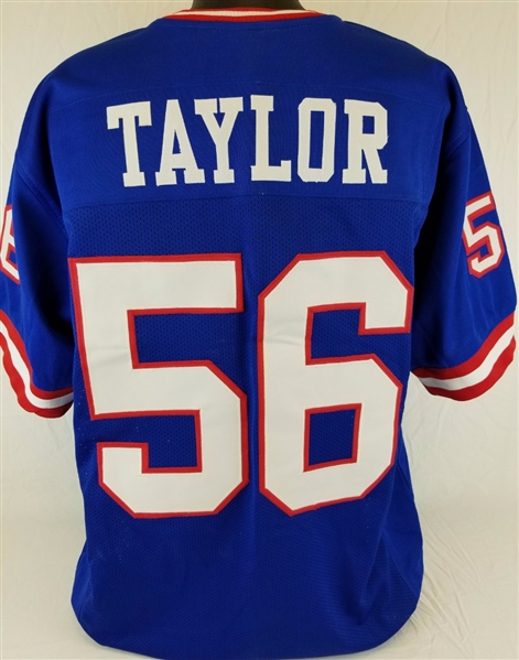 Lawrence Taylor New York Giants Custom Home Jersey Mens XL