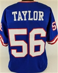 Lawrence Taylor New York Giants Custom Home Jersey Mens 3XL