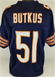 Dick Butkus Chicago Bears Custom Home Jersey Mens 3XL