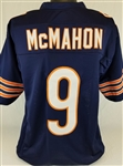 Jim McMahon Chicago Bears Custom Home Jersey Mens Large