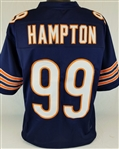 Dan Hampton Chicago Bears Custom Home Jersey Mens 2XL