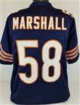 Wilber Marshall Chicago Bears Custom Home Jersey Mens 3XL