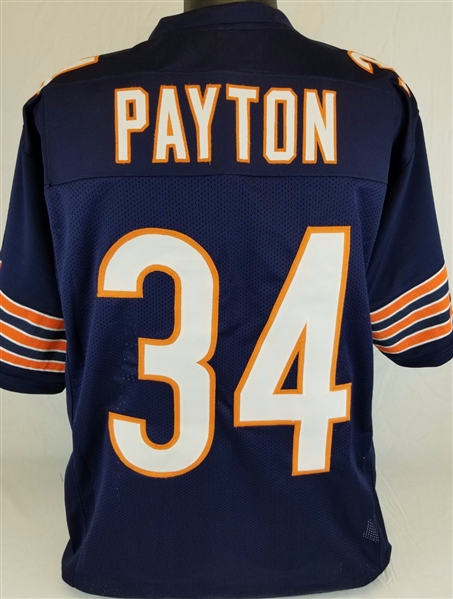 wholesale dealer a909a 839a5 Item Detail - Walter Payton Chicago Bears Custom Home Jersey ...