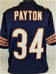 Walter Payton Chicago Bears Custom Home Jersey Mens 3XL