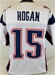 Chris Hogan New England Patriots Custom Away Jersey Mens 2XL