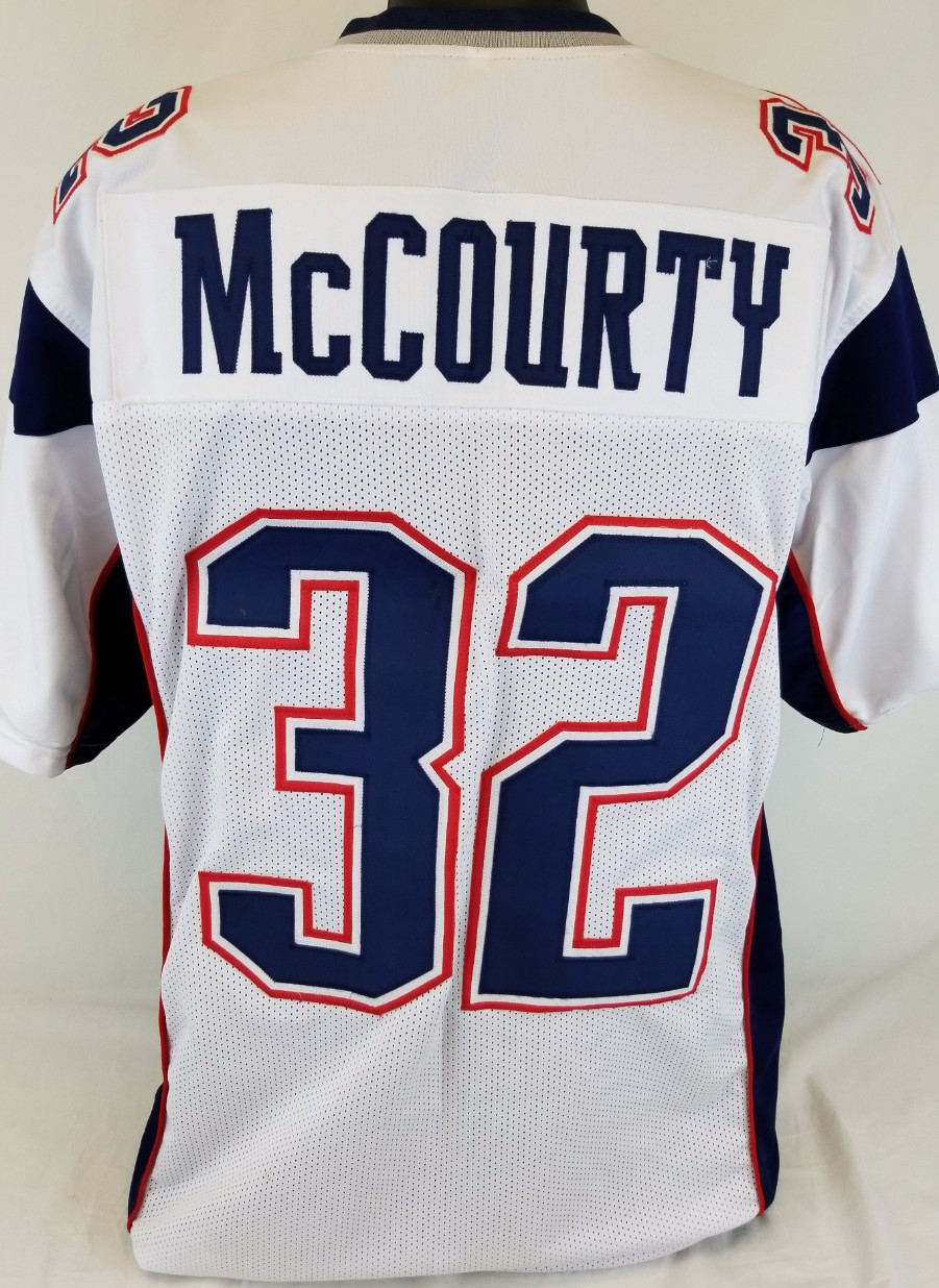 8b167626 Item Detail - Devin McCourty New England Patriots Custom Away Jersey ...