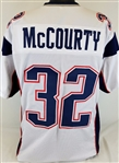 Devin McCourty New England Patriots Custom Away Jersey Mens XL