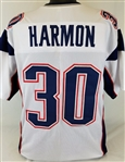 Duron Harmon New England Patriots Custom Away Jersey Mens XL