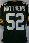 Clay Matthews Green Bay Packers Custom Home Jersey Mens 3XL