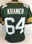 Jerry Kramer Green Bay Packers Custom Home Jersey Mens Large