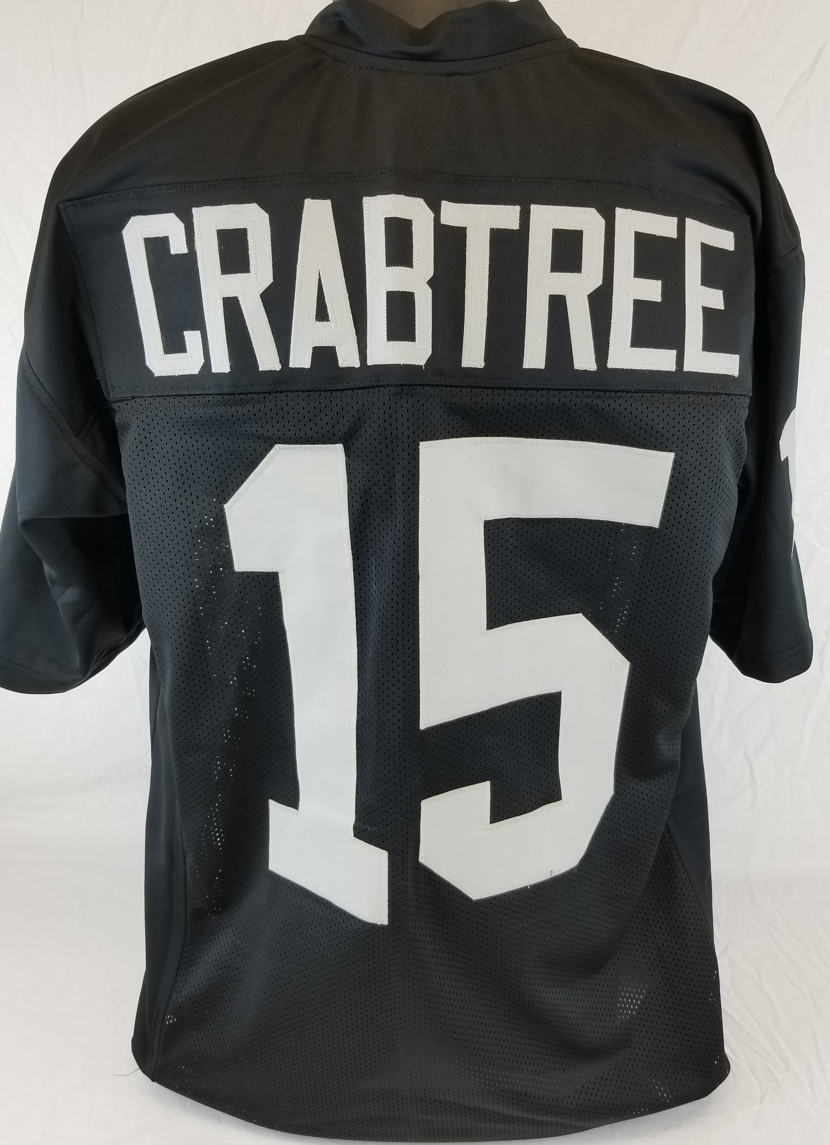 Wholesale Item Detail Michael Crabtree Oakland Raiders Custom Home Jersey  for cheap