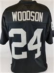 Charles Woodson Oakland Raiders Custom Home Jersey Mens 3XL