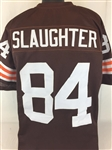 Webster Slaughter Cleveland Browns Custom Home Jersey Mens XL