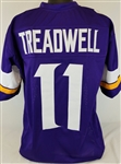Laquon Treadwell Minnesota Vikings Custom Home Jersey Mens XL