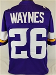 Trae Waynes Minnesota Vikings Custom Home Jersey Mens XL