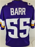 Anthony Barr Minnesota Vikings Custom Home Jersey Mens XL