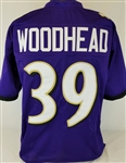 Danny Woodhead Baltimore Ravens Custom Home Jersey Mens XL
