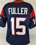 Will Fuller Houston Texans Custom Home Jersey Mens XL