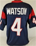 Deshaun Watson Houston Texans Custom Home Jersey Mens XL