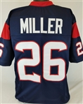 Lamar Miller Houston Texans Custom Home Jersey Mens XL