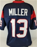 Braxton Miller Houston Texans Custom Home Jersey Mens XL