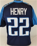 Derrick Henry Tennessee Titans Custom Home Jersey Mens Large